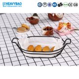 Heavybao Stainless Steel Fry Basket Fryer Accessories for Restaurant