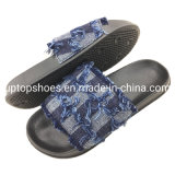 EVA Made Light Weight Slide Sandal Shoes Jeans Upper