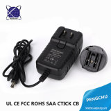 ETL CE FCC RoHS SAA C-tcik Approved 12V 2A 24W AC DC Adapter Wall Charger