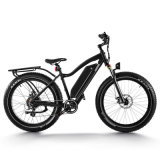 High Speed Electric Mountain Bike with Powerful Motor All Terrain Ebike