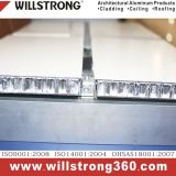 15mm Thickness Aluminum Honeycomb Panel Forarchitectural Facades Panels Canopy Ceiling Signage Ventilated Facades