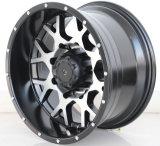 Black Machine Face Wheel Rims 5*114.3 Aluminum Alloy Wheels