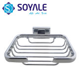 Zinc Alloy Soap Basket with Chrome Plated SY-13569