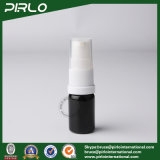 5ml Black Lightproof Glass Spray Bottles with White Fine Pump Sprayer