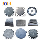 Square and Round Ductile Cast Iron Manhole Cover