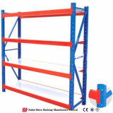 Customized Wide Span Hardware Steel Shelves Medium Duty Racking