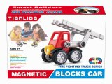 Newest Magnetic Block Car Puzzle for Kids