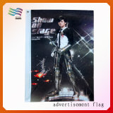 Polyester Flag and Banner for Outdoor Advertising (HYADF-005)