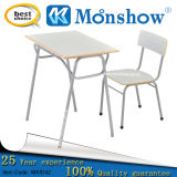 Single Desk and Chair Cheap School Furniture