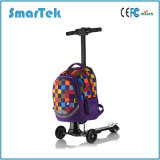 Smartek New Hot Sale-Folded Scooters Patinete Electrico Hoverboard Big Wheels Electronic Suitcase Luggage S-B2