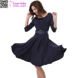 Summer Clothes Casual Dress for Lady (L36189)