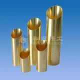 Brass C68700 ASTM B111 / JIS H3300 / BS En12451 Aluminum Brass Tube, for Oil Well Pump Liner, Distiller, Marine, Nuclear Power Heat-Exchanger