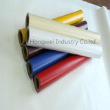 waterproof PVC plastic fabric by roll for lumber cover