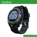 Bluetooth GPS Sport Smart Watches with Heart Rate ECG Mode