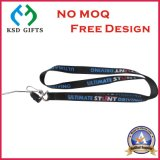 Driving Dye Sub/Heat Transfer Lanyard with Cell Strap (KSD-911)
