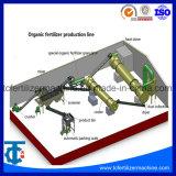 Eco-Friendly Organice Fertilizer Production Line for Food Waste