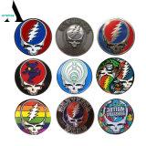Grateful Dead Custom Metal Enamel Pin Badges