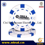 8g Pure Clay Dice Poker Chip (SY-B03-1)