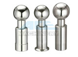D32 360 Degree Rotating Cleaning Ball Spray Nozzles with Mirror Polished