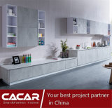 Fancy Kitchen Cabinet with a New Type of Melamine