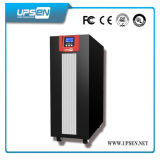 Low Frequency Online UPS for Industrial Process with Isolation Transformer