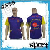 Wholesale100% Polyester Fashion Polo T-Shirt for Men