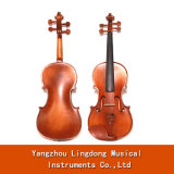 Cheap High Quality Chinese Handmade Old Violin Musical Instruments