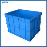 Plastic Crate for Storage and Transport of Fruits