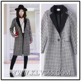 Latest Design Women Ladies Fashion Winter Wool Long Coat