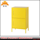 Moisture Vertical 2 Door Cabinet with Stand Feet