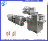 Automatic Chocolate Convey & Arrangement Pillow Packing Machine