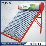 Integrated Vacuum Tube Solar Water Heater System