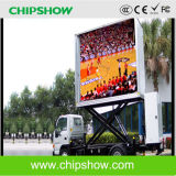 Chipshow Mobile Truck P10 Outdoor LED Billboard Low Price