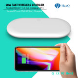 Hot Sale Wireless Charger for America Market Suite for iPhone 8/8 Plus/X