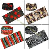 2015 Top Fashion Multifuntional Acrylic Printed Head Scarf