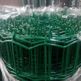 PVC-Coated Welded Wire Mesh for Fence Distributor