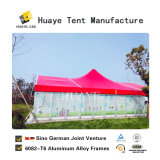 High Quality White PVC Glass Wall Party Event Tent