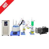 Lab Short Path Distillation Cbd Oil Evaporator Equipment