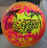 Children Play PVC Ball Toy Ball Inflate Ball 2020 New Rainbow