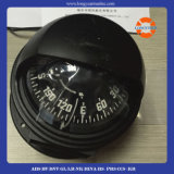 Nautical Compass with LED Light and Magnetic Adjustment Device.