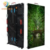 Factory Price Outdoor Waterproof HD P3.91/P4.81 500*1000mm Rental Front Service LED Advertising Display Screen