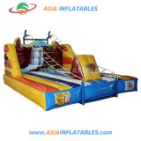Inflatable Jacobs Ladder Game Use Frames and Rope Ladder
