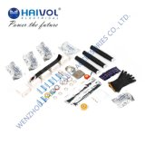 Haivol High Voltage 3-Core Cold Shrinkable Outdoor Cable Terminal Kit Applicable Ofcable Crosssection 185mm^2