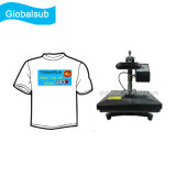 Digital Swing Away Heat Press Machine for T Shirts Transfer