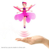 Infrared Induction Control Children Girls Gift Drone RC Flying Dolls Toys
