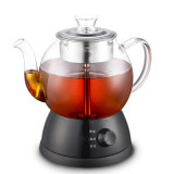 Home Appliances China Cheap Borosilicate Glass Teapot with Infuser