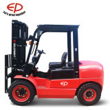 4 Ton Excellent Performance Internal Combustion Counterbalance Forklift Truck