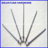 1 3/4′′-4′′ Concrete Duplex Nail with Factory Price