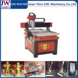 Mini Advertising CNC Router for ABS Acrylic Advertising Board Carving