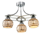 Ceiling Lamp with Glass Shade Phine PC-0011